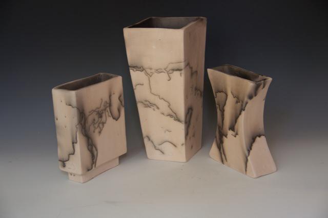 Custom Horsehair Vessels